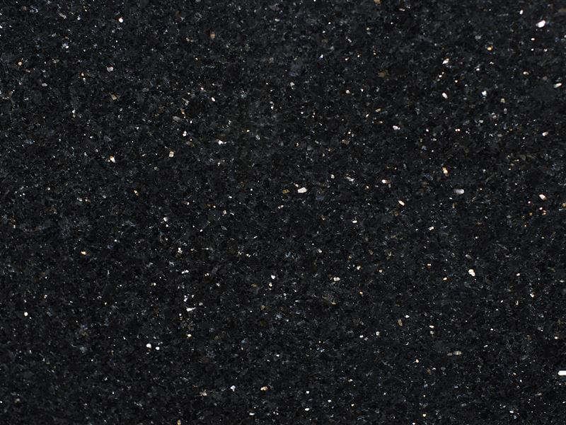 Black Galaxy Granite Countertops Backsplash Slabs