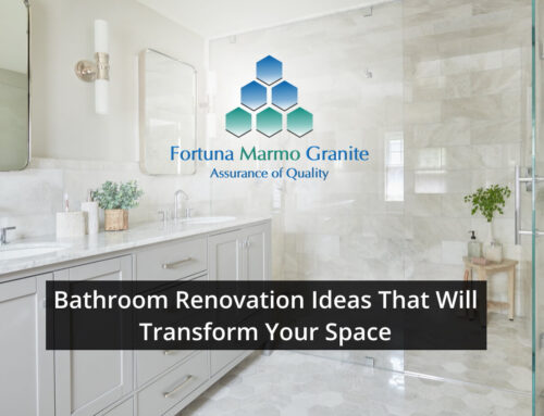 Bathroom Renovation Ideas That Will Transform Your Space